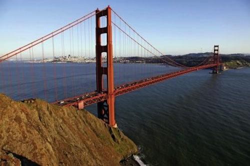 Auch die Golden Gate Bridge in San Francisco lässt sich faszinierend in Szene setzen. Auch die Golden Gate Bridge in San Francisco lässt sich faszinierend in Szene setzen. Foto: djd/CEWE