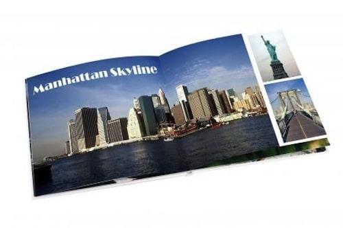 Die USA sind eines der beliebtesten Urlaubsziele und bieten schöne Fotomotive für ein Cewe-Fotobuch. Foto: djd/CEWE