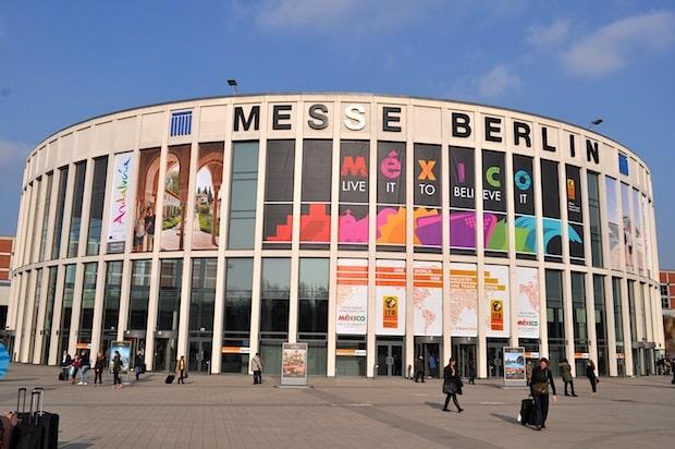 Die ITB in Berlin ist die Weltleitmesse der Reisebranche - Foto: Johanna Behrendt