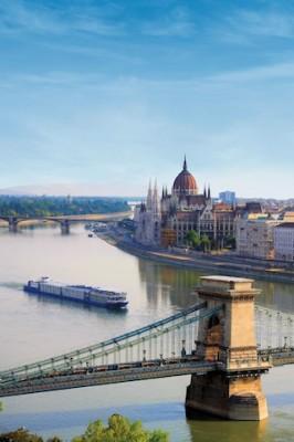 Budapest ist einer der Höhepunkte der kombinierten Rad- und Schiffstour. Foto: djd/Donau Touristik GmbH