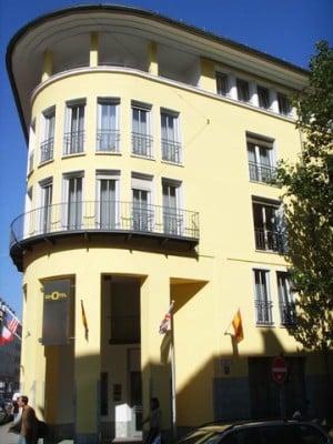 GHOTEL München Zentrum Aussenansicht2