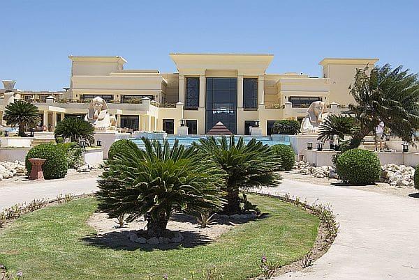 Sheraton Hotel an der Soma Bay