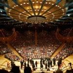 """Die größte Spielstätte des Festivals """"Acht Brücken - Musik für Köln"""" ist die Philharmonie der Domstadt. Foto: djd/KölnMusik/Matthias Baus"""