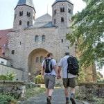 Kultur- und Wandererlebnisse gehören im HeilbronnerLand zusammen. Foto: djd/www.wandersüden.de