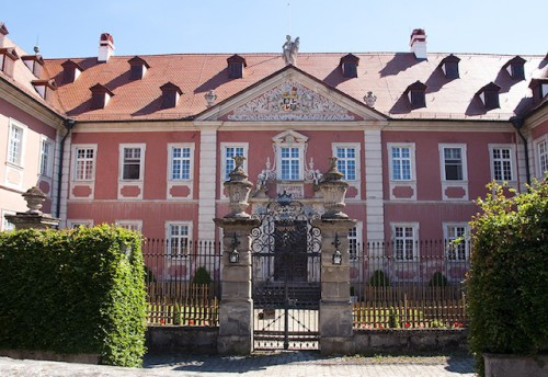 Aussenansicht Schloss Foto: Lindner Hotels & Resorts
