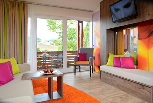 Foto: Zimmer im Hotel Freund  © Foto Dirk Holst