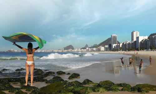 Brasilien und Sport – das passt einfach zusammen. Im August 2016 finden in Rio de Janeiro die Sommerspiele statt. Wer vor Ort mit dabei sein möchte, sollte sich frühzeitig ein attraktives Reisepaket sichern. (Foto: epr/Vietentours)