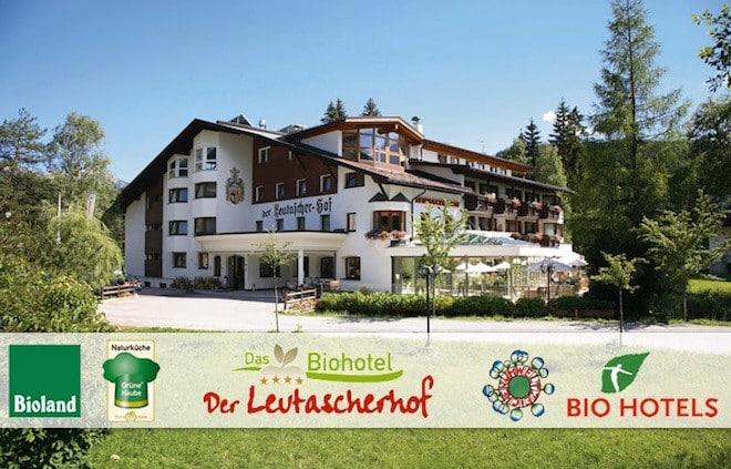 Foto: Biohotel Leutascherhof