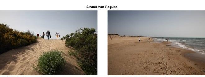 Strand von Ragusa  Foto: Matthias Dikert