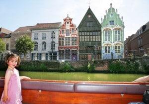 Mechelen ist ein Kinderparadies - auch dank neuer Stadtrallyes für die ganze Familie Foto: (c) Layla Aerts / VisitFlanders