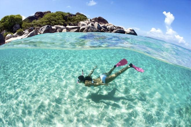 Abtauchen ins Paradies: Privatinseln wie etwa Seabird Key im Süden Floridas bieten alles, was zu einem exklusiven Urlaub dazugehört. Foto: djd/M&M'S