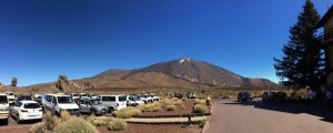 Pico del Teide Foto: SOR/ARKM