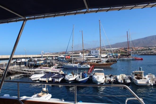 Hafen von Puerto de Colon Foto: A.Rüsche/ARKM