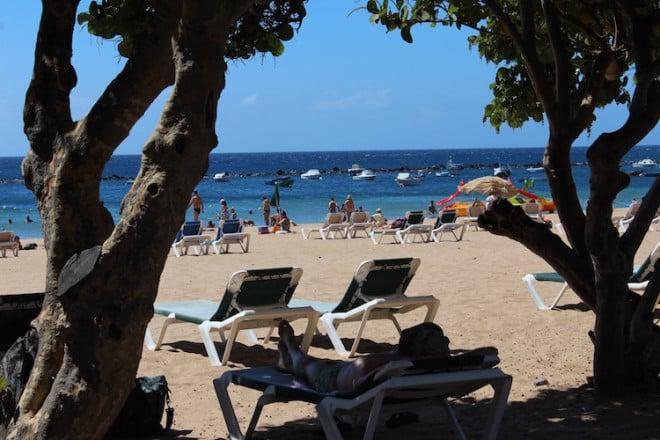 Playa de las Teresitas Foto: SOR/ARKM