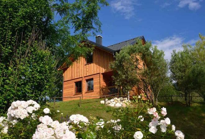 Hier lässt es sich herrlich Urlaub machen: Genuss pur im Feriendorf Berghof. (Foto: epr/Seecamping Berghof)