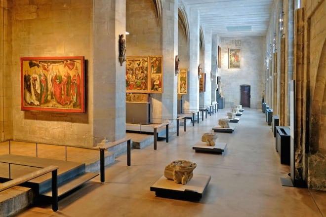 Der Domschatz zu Halberstadt ist einer der größten und wertvollsten Kirchenschätze der Welt. Foto: djd/Halberstadt Information/Domschätze/Elmar Egner