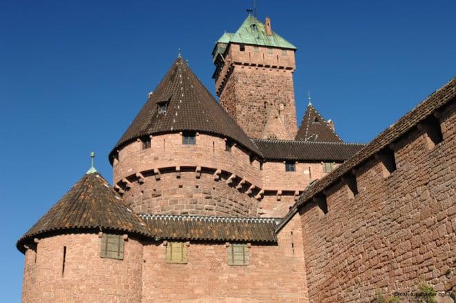 Foto: château du Haut-Koenigsbourg