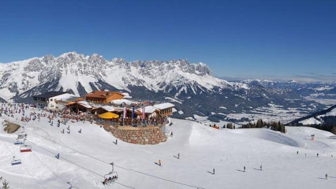 SkiWelt Wilder Kaiser - Brixental Foto: Snowplaza