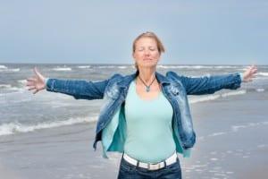 Foto: Die Kraft des Meeres: Gut für Geist und Gesundheit.                                                                       © HBV / Sibille Zettler