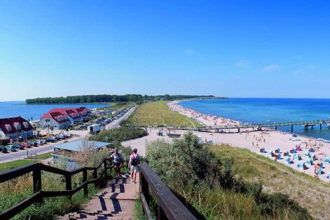Beschaulich: Rerik am Salzhaff ist wegen des flachen Wassers bei Familien sehr beliebt. Foto: djd/TZ Mecklenburgische Ostseeküste/VMO KV Rerik