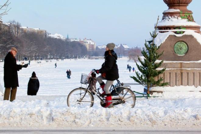 Den Weihnachtsspeck auf die dänische Art loszuwerden, heißt, mit viel Vergnügen und in herrlicher Natur abzunehmen. (Foto: epr/VisitDenmark/Cofman.de)