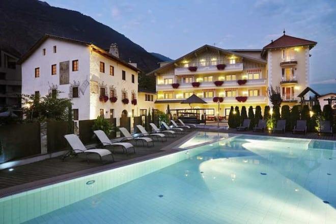Foto: Hotel Matillhof