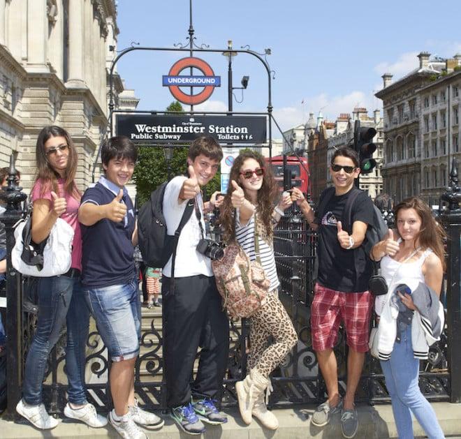 Für Schüler ist eine Sprachreise nach England oder Malta ein beeindruckendes Erlebnis. Foto: djd/Panke Sprachreisen