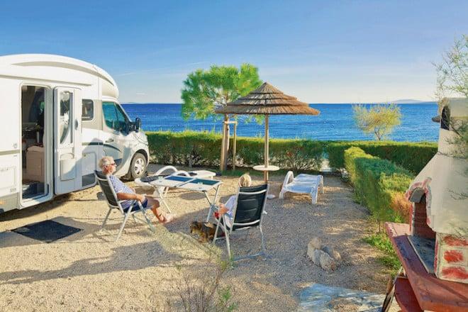 Wer clever ist, der campt in der Nebensaison mit der CampingCard ACSI. (Foto: epr/ACSI)