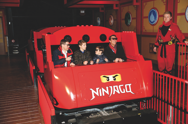 Foto: Legoland Billund Resort/akz-o