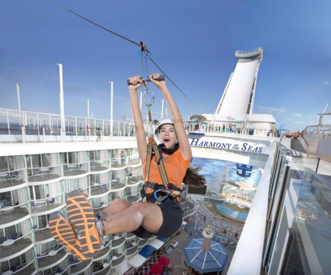 Foto: Peter Ulf Geisler/RCL-Cruises Ltd
