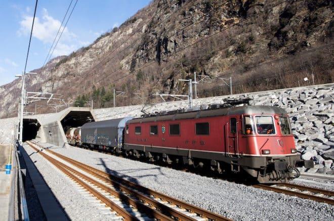Foto: © AlpTransit GotthardAG