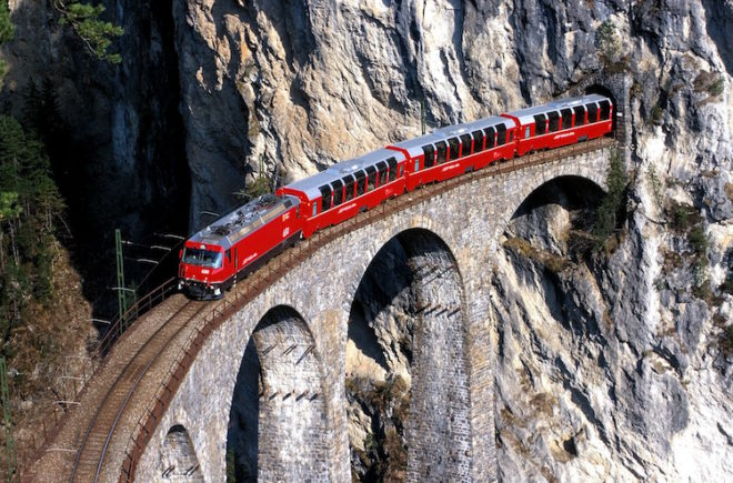 Foto: Rhätische Bahn