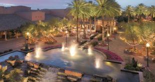 Auch im Fairmont Scottsdale Princess lässt sich im Sommer viel Geld sparen Foto: Scottsdale CVB,