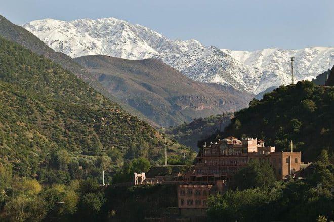 Marokko Atlas Gebirge Foto: Gebeco Länder erleben und Dr. Tigges
