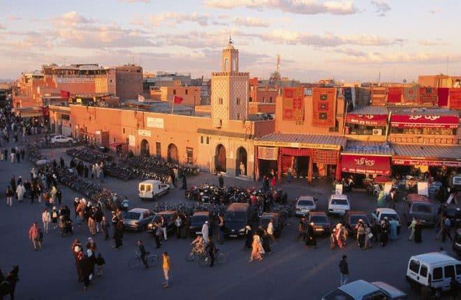 Marokko, Marrakech Foto: Gebeco Länder erleben und Dr. Tigges