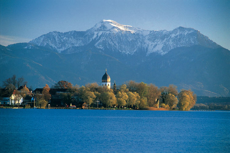 Foto: Prien am Chiemsee