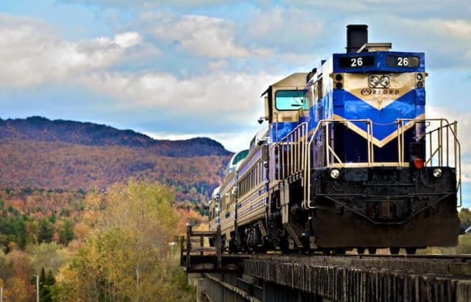 Train Orford Foto: Tourisme Québec