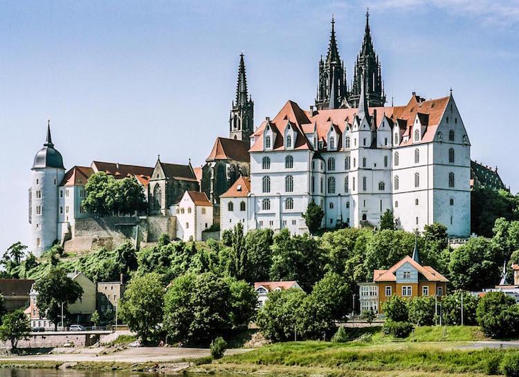 Albrechtsburg Meissen Foto: Anja Weiss Schloesserland Sachsen