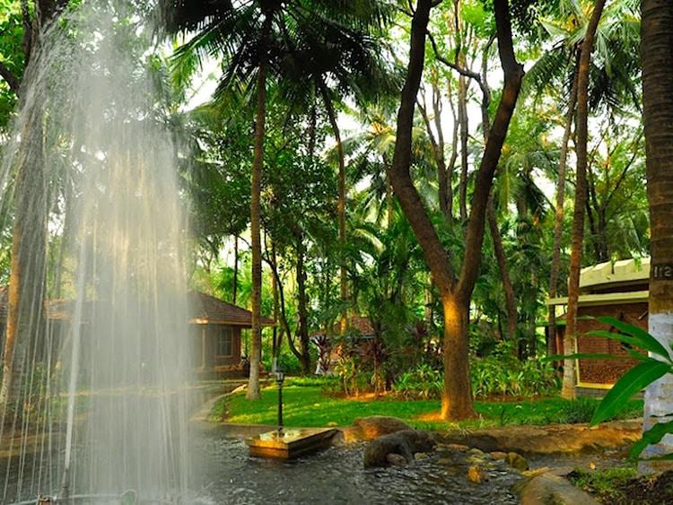 Foto: Kairali Ayurvedic Village