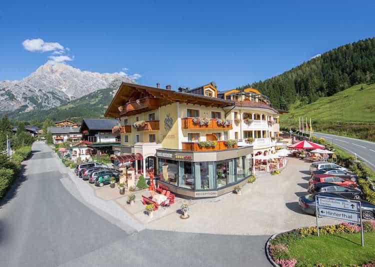 Foto: Berg & Spa Hotel Urslauerhof