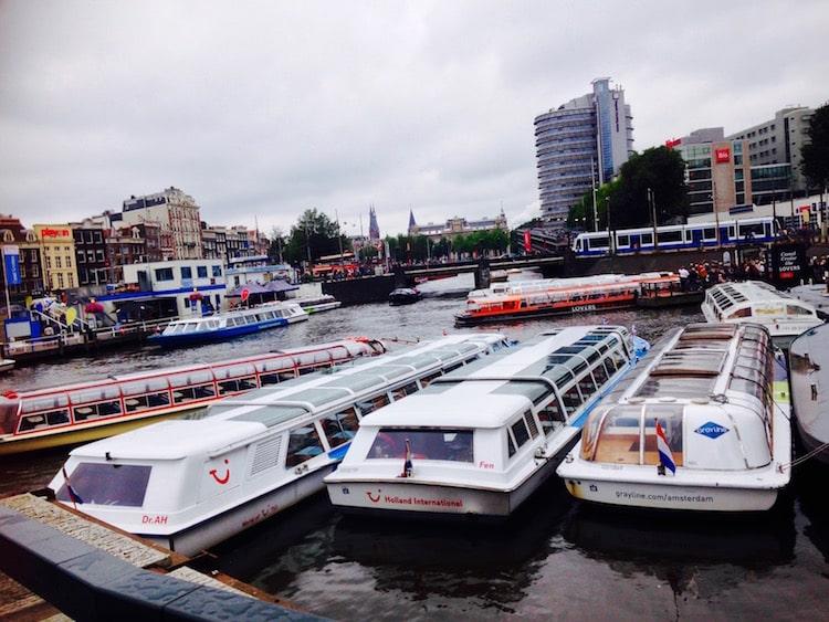 Amsterdam Foto: Bildarchiv ARKM
