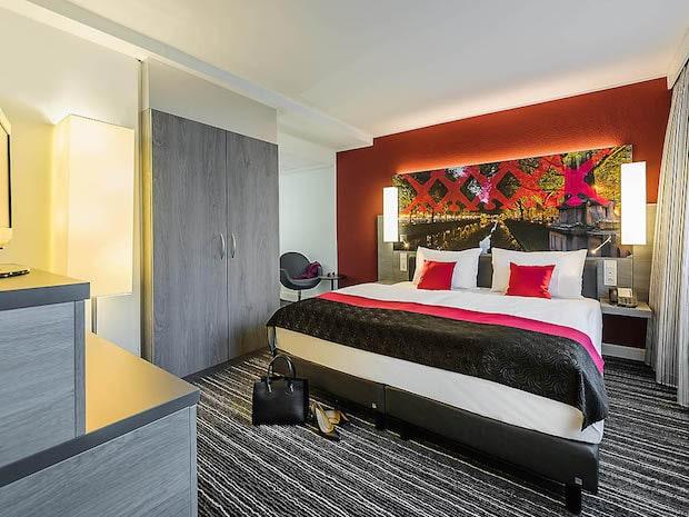 Quelle: Mercure Hotel Düsseldorf