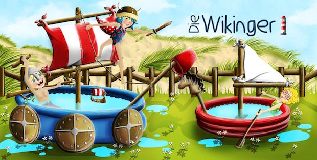 "Kapitel ""Die Wikinger"" - Quelle: World for kids"
