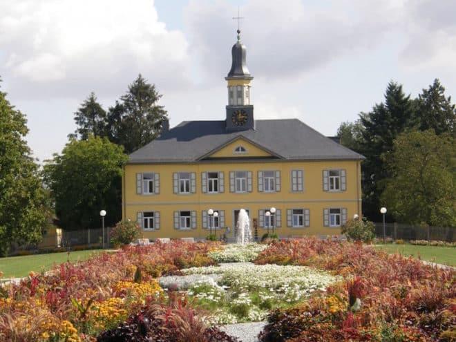Auch der Salinenpark in Bad Rappenau ist einen Spaziergang wert. Foto: bfs / Bad Rappenau Tourismus