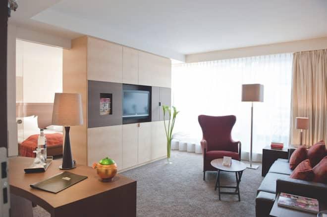 Suite Foto: Hotel Zumnorde