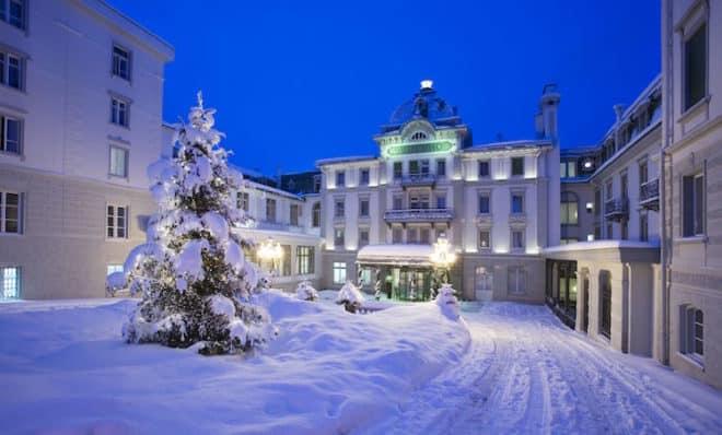 Foto: © Grand Hotel Kronenhof