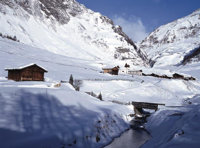Ruhe und Erholung auf den zahlreichen Hütten in der Ski- und Almenregion Gitschberg Jochtal Bildnachweis: Ski- & Almenregion Gitschberg Jochtal