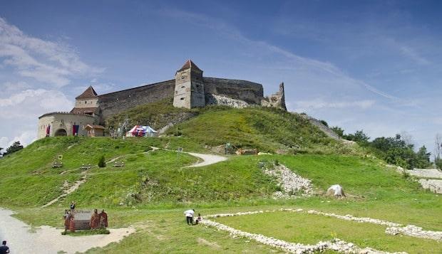 Schlösser und Burgen in Rumänien