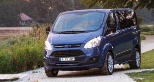 Freizeit-Van mit zahlreichen Variationsmöglichkeiten: Die Ford Euroline.