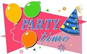 Einladungskarten zum Geburtstag sollten rechtzeitig verschickt werden